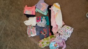 18 month girl clothes in 29 Palms, California