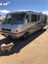 AirBNB Opportunity Airstream Land Yacht in 29 Palms, California
