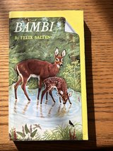 """1966 """"Bambi"""" Paperback Book in Lockport, Illinois"""