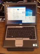 """Dell Latitude d630 14"""" notebook, Core2, 4 GB RAM, 120 HDD, Windows 10 in Fort Lewis, Washington"""