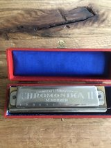 Harmonica in Ramstein, Germany