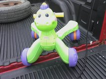 Fisher-Price Dino Ride Stride in Fort Drum, New York