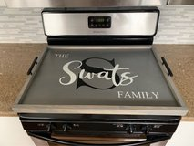 Stove covers or ottoman trays in Aurora, Illinois
