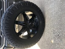 Nitto tires and Helo wheels in Kingwood, Texas