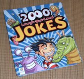 2000 Laugh Out Loud Jokes Hard Cover Sporal Book in Morris, Illinois