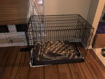 Xl dog cage w27xh32xl41 in Wheaton, Illinois