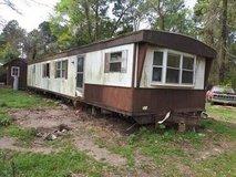 Free mobile home in Houston, Texas