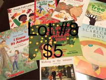 kid's Books Autumn Theme (Lot #8) in Ramstein, Germany