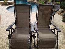 2 reclining chair FABRIC COMING APART in Kingwood, Texas
