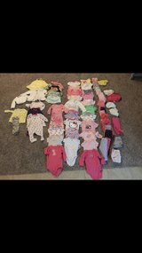 baby clothes newborn, 0-3, 3m, 24m, 2t, 3t, 4t, and 5t in Spring, Texas