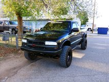 02 Chevy S10 ZR2 for parts in Alamogordo, New Mexico