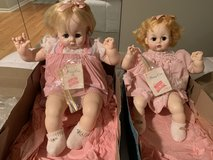 VINTAGE MADAME ALEXANDER DOLLS #5225 & #6242. Original box/tag/clothing SEE PHOTOS in Naperville, Illinois