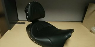 New - HD FLHR or FLHX SADDLEMEN RENEGADE DELUXE SEAT W/BACKREST in Okinawa, Japan