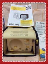 THE BEST BREAST PUMP IN STYLE ADVANCE FOR MOTHERS MEDELA** in Okinawa, Japan