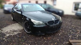 BMW 525i M-Package in Spangdahlem, Germany