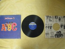 Jackson 5 ABC 1970 Motown LP Vinyl in Kingwood, Texas