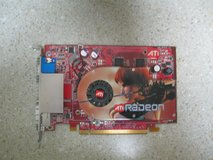 ATI Radeon 1600 Pro PCIe Graphics Card in Kingwood, Texas