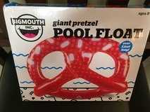 Pool Float -Pretzel in Wheaton, Illinois