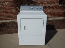 Maytag Gas Dryer 3 Yrs Old. Like New! in Naperville, Illinois