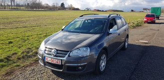 VW Golf 5 1.9 TDI DIESEL Automatic New inspection 2008 in Ramstein, Germany