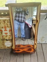Cedar Wood mirror in Cleveland, Texas