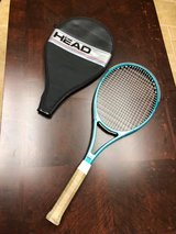 Head Graphite Pro Tennis Racquet and Cover in Joliet, Illinois