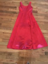 Red Gown Size 10 in Fort Knox, Kentucky
