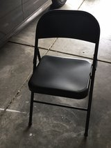Folding chairs. set of 4 in Camp Lejeune, North Carolina