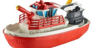 Matchbox Fire Rescue Boat.Model # DWR21-9564 in Naperville, Illinois