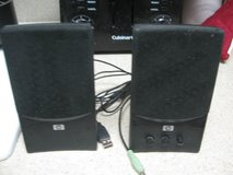 HP Computer Speakers in Kingwood, Texas