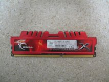 G.Skill DDR3 PC3b 14900 4Gx1 Intel XMP Ram Module in Kingwood, Texas