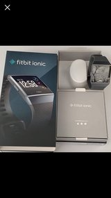 Fitbit Ionic in Chicago, Illinois