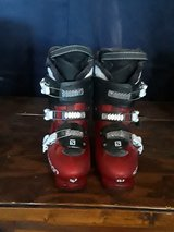 ski boots in 29 Palms, California
