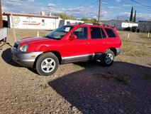 2003 Hyundai santa fe in Alamogordo, New Mexico