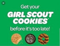 Girl Scout Cookies in Naperville, Illinois