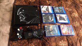 PS4 starwars limited edition with 6 games inclueded in Okinawa, Japan