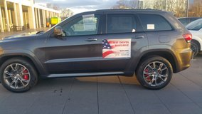 Grand Cherokee SRT8 in Wiesbaden, GE