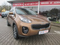 2017 Kia Sportage EX (AWD) All Wheel Drive in Spangdahlem, Germany