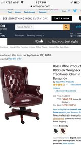 executive chair in Fort Campbell, Kentucky