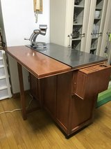 Kitchen counter/cooking/baking stainless working table in Okinawa, Japan