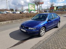 2003 VW SEAT LEON * NEW INSPECTION * VERY NICE CAR in Spangdahlem, Germany