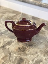 Vintage Hall Hollywood Teapot in Fort Campbell, Kentucky