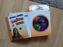 juggling balls + instruction booklet in Ramstein, Germany