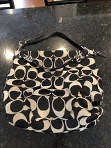 Authentic coach bag like new in Aurora, Illinois
