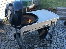 Weber Performance Grill with Cover in Ramstein, Germany
