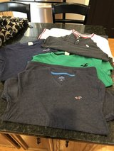 Boys hollister and Abercrombie like 16-18 xl in Aurora, Illinois
