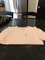 Men's pink small penguin brand in Naperville, Illinois
