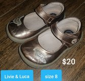 Livie & Luca copper pios ~ size 8 in Houston, Texas