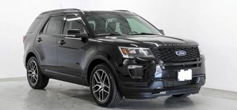 $9,626 OFF! 2018 New Explorer Sport 4WD.*7yr Warranty* in Spangdahlem, Germany