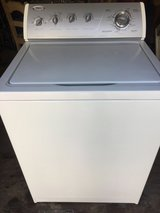 Whirlpool Washer Super Capicity Plus in Baytown, Texas